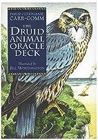 Druid Animal Oracle Deck by Philip Carr-Gomm