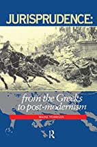 Jurisprudence: From The Greeks To…