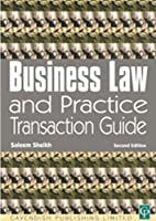 Business Law and Practice Transactions Guide…