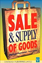 Sale & Supply of Goods (Commercial Law) by…