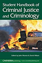 Student Handbook of Criminal Justice and…