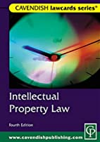 Intellectual Property LawCard 4ED (Lawcards)…