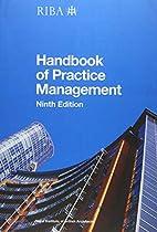 RIBA Architect's Handbook of Practice…