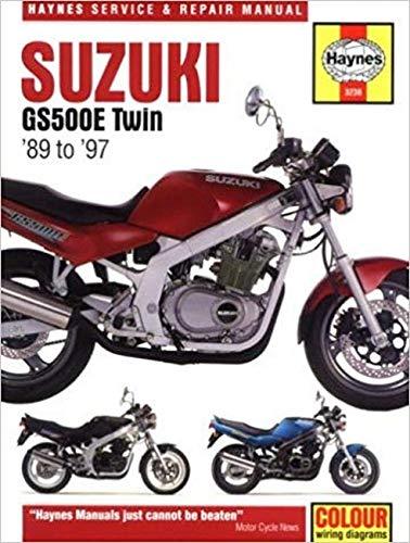 suzuki-gs500e-8997-haynes-service-repair-manuals