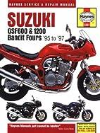 Suzuki Gsf600 & 1200 Bandit Fours Service…