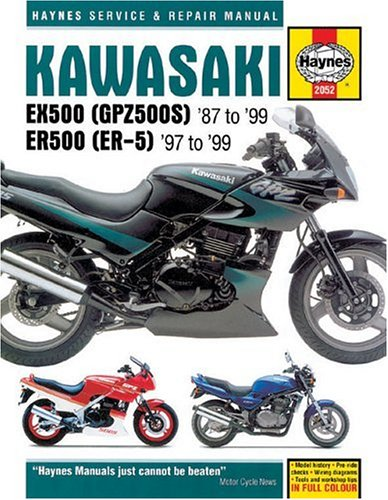 kawasaki-ex500-8799-haynes-repair-manuals