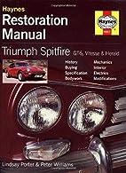 Triumph Spitfire, GT6, Vitesse and Herald…
