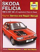 Skoda Felicia Service and Repair Manual…