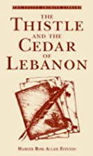 The Thistle and the Cedar of Lebanon (The…