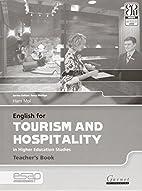 English for Tourism Teachers Book (English…