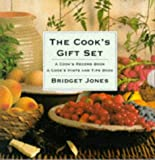 Jones, Bridget: The Cook's Gift Set: A Cook's Record Book, a Cook's Hints and Tips Book