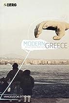 Modern Greece: A Cultural Poetics by…