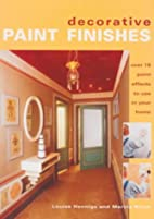 Decorative Paint Finishes by Louise Hennigs
