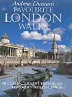Andrew Duncan's Favourite London Walks by…