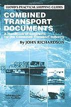 Combined Transport Documents (Lloyd's…