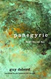 Debord, Guy: Panegyric, Volumes 1 and 2