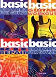 Mead, David: Studio Recording Guitar Basics (4 Pak)