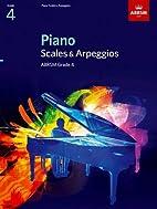 Piano Scales & Arpeggios, Grade 4 (Abrsm…