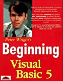 Peter Wright: Beginning Visual Basic 5