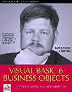 Visual Basic 6.0 Business Objects by…