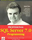 Vieira, Robert: Professional SQL Server 7.0 Programming