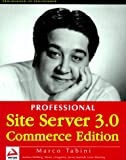 Tabini, Marco: Professional Site Server 3.0 Commerce Edition