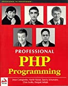 Professional PHP Programming by Sascha…