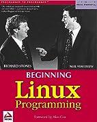 Beginning Linux Programming (Linux…