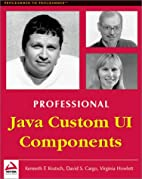 Professional Java Custom UI Components by…