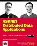 Homer, Alex: Asp.Net Distributed Data Applications