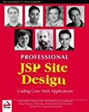 Huss, Richard: Professional Jsp Site Design