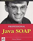 Bequet, Henry: Professional Java Soap Programming