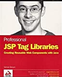 Brown, Simon: Professional Jsp Tag Libraries