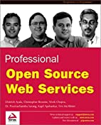 Professional Open Source Web Services by P G…