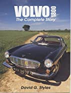Volvo 1800 : The Complete Story by David G.…