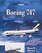 Boeing 747 (Crowood Aviation Series) by…