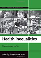 Health inequalities: Lifecourse approaches…