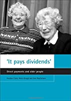 'It pays dividends' : direct…