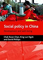 Social Policy in China: Development and…