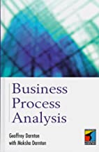Business Process Analysis by Geoffrey…