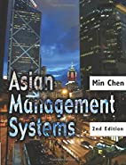 Asian Management Systems by Min Chen