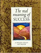 The Real Meaning of Success (Values for…