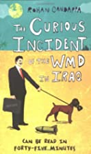 The Curious Incident of the WMD in Iraq by…