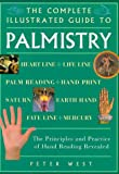 West, Peter: The Complete Illustrated Guide to Palmistry