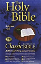 Holy Bible - Classic Centre Reference:…