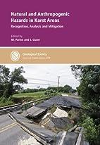 Natural & Anthropogenic Hazards in Karst…