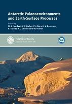 Antarctic Palaeoenvironments and…