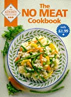 No Meat Cookbook by Fairfax