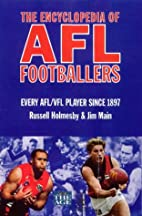 The encyclopedia of AFL footballers : every…