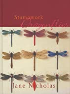 Stumpwork Dragonflies (Sally Milner Craft…